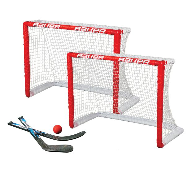 BAUER Mini Hockey Tor - 30.5 - 2er Set