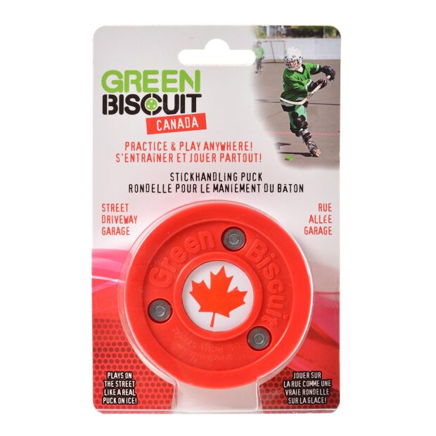 GREEN BISCUIT Training Puck Canada