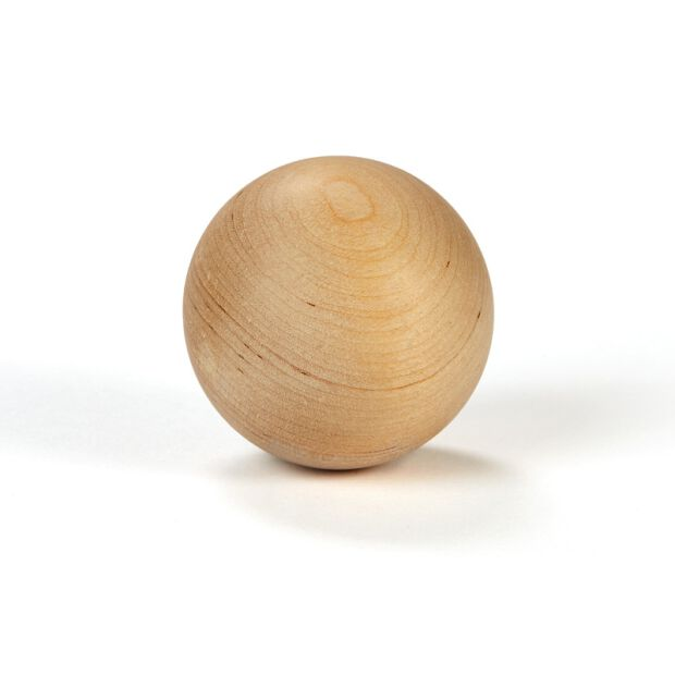 BLUE SPORTS Stickhandling Ball Wood 2
