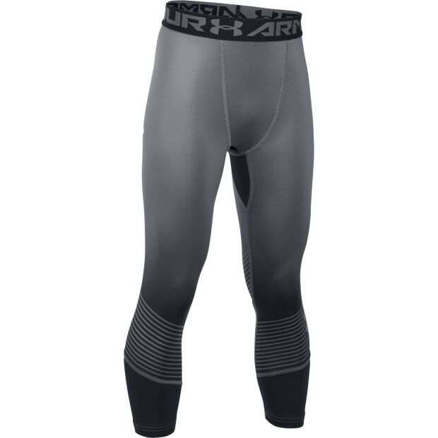 UNDER ARMOUR Unterwäsche 3/4 Legging HeatGear - [JUNIOR]