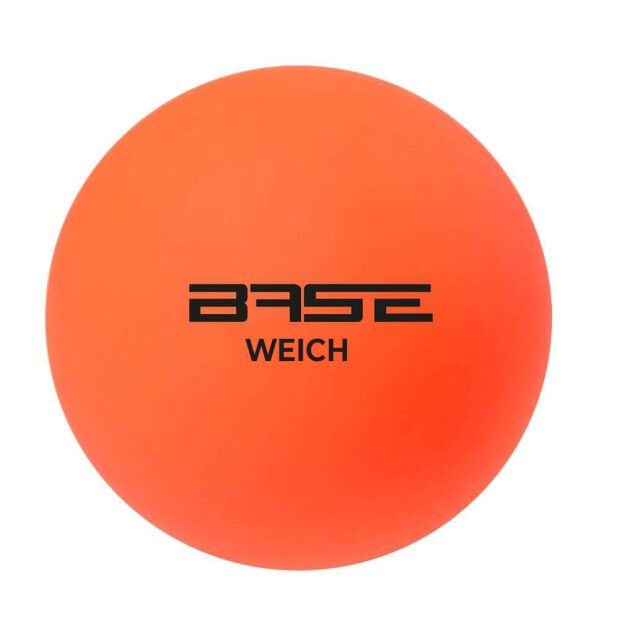 BASE Streethockey Ball Medium - Orange