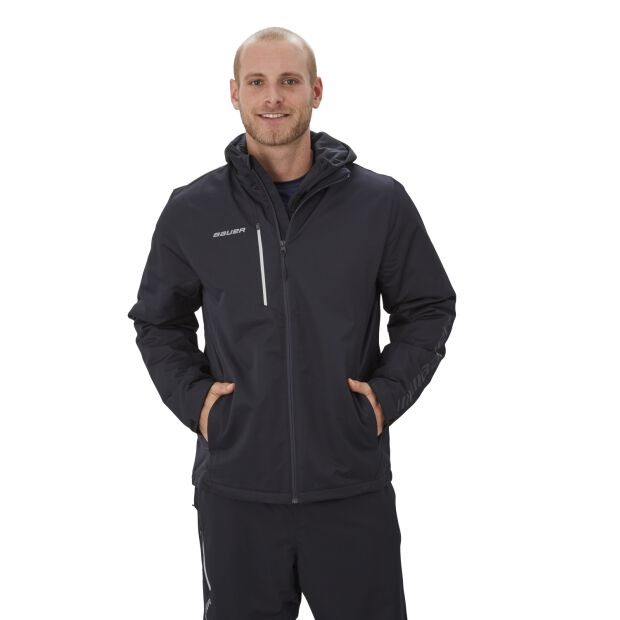 BAUER Midweight Jacke Supreme - [YOUTH]